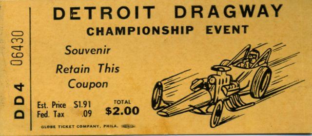 Detroit Dragway