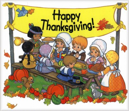 Happy-Thanksgiving-lovely-kids-party