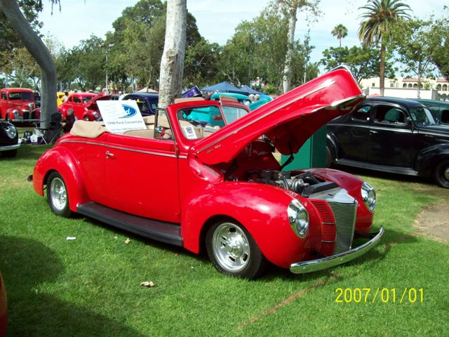1940 Ford show 2015 005