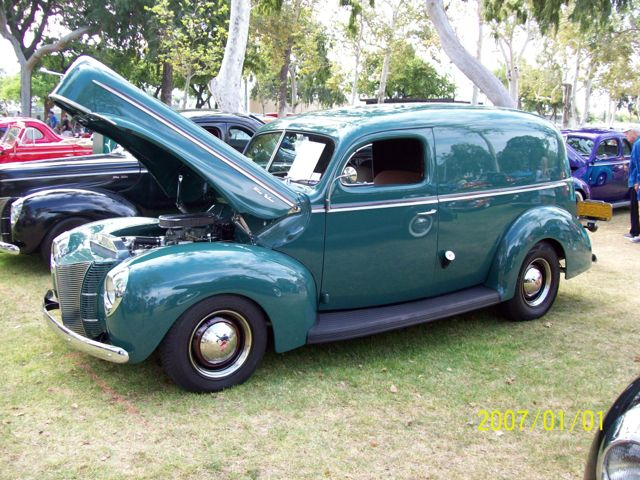 1940 Ford show 2015 007