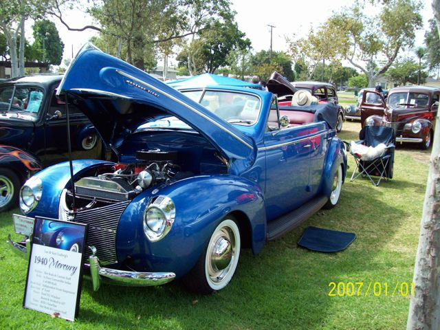 1940 Ford show 2015 008