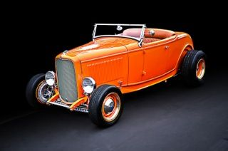 orange highgradiant rt front