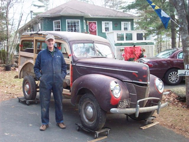 1940 woodie #900_920 685