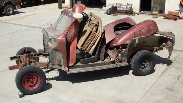1947 Ford stock station wagon 6-2010 014