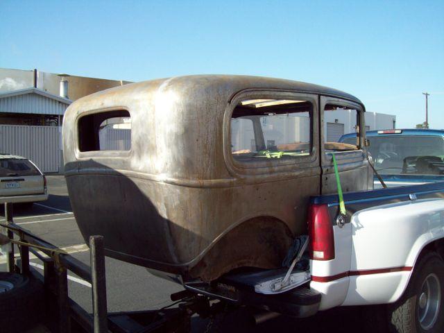 32 ford body 001